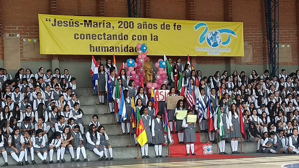 Así se vivió la Jornada JM en la Provincia de Colombia.