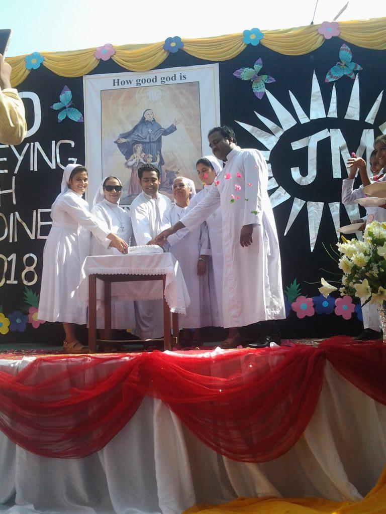 Celebration of Bicentenary in Marikhel, 6 of October