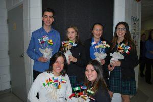 13 novembre, le collège Dina-Bélanger  est en fête !