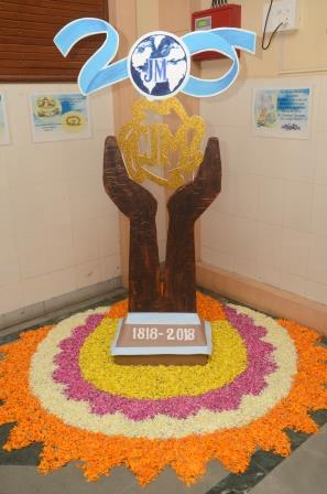 Bicentenary Celebration CJM, Kharghar (Pune Province), INDIA