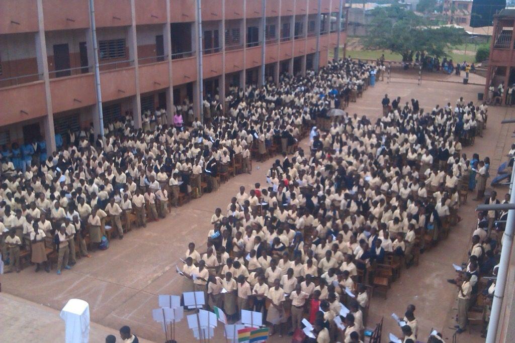 Apertura del Año Bicentenario en Camerún
