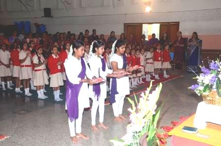 JM Day Celebration at St.Joseph,  Pashan, Pune, INDIA