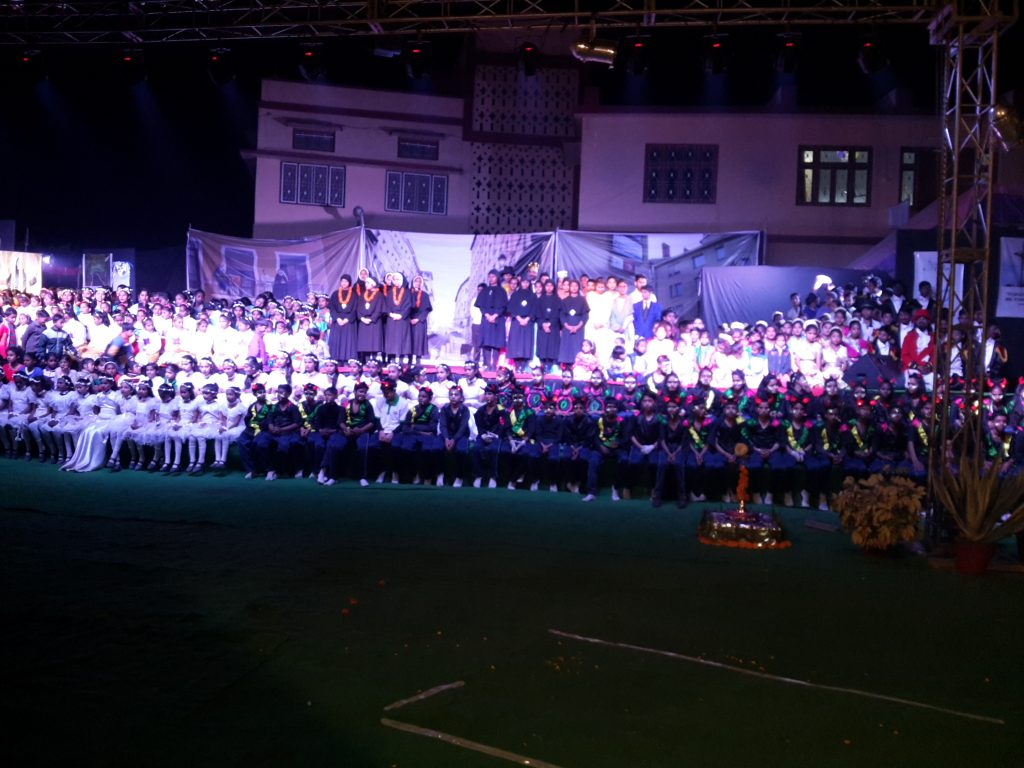 JM Day and the Bicentenary celebration at St.Agnes' Dehradun,,India