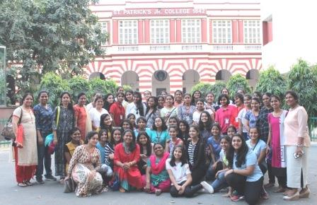 A Visit to Agra by St. Joseph's, Pashan, Pune, INDIA