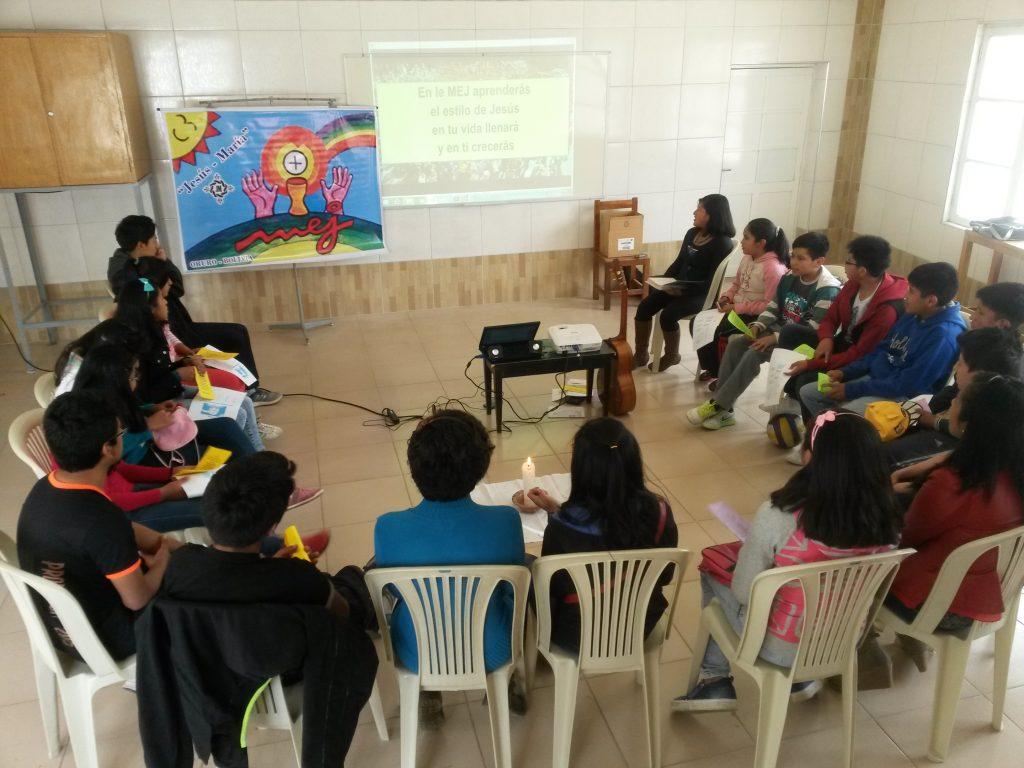 """Desde Bolivia: """"Una propuesta pastoral"""""""