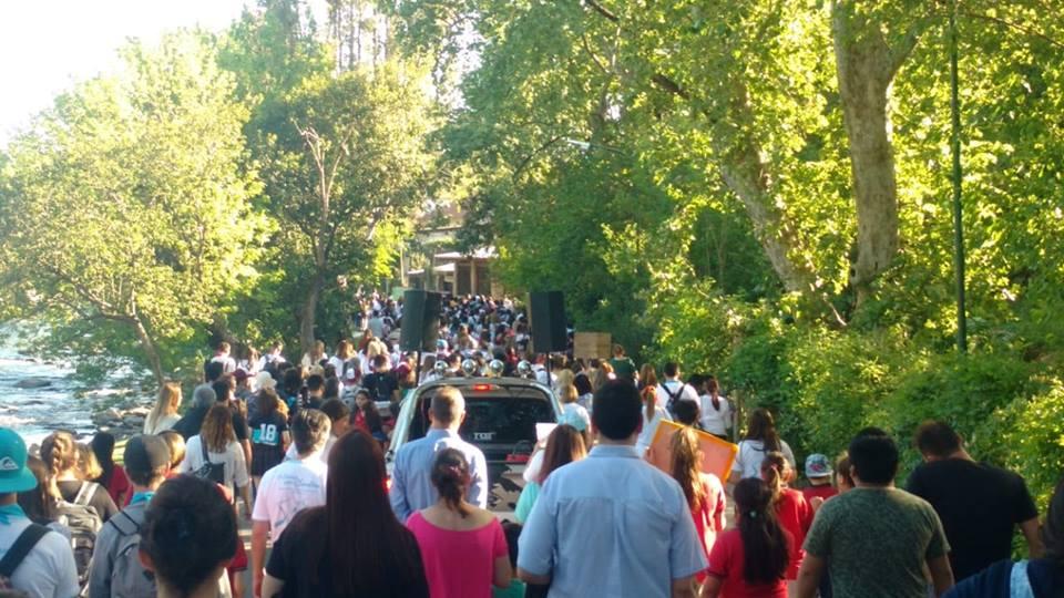 Argentina-Uruguay: Festejo del Bicentenario en La Calera